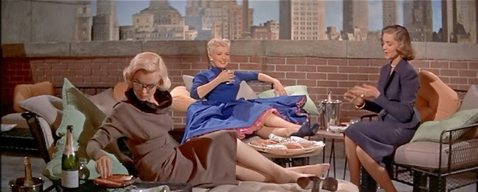 How to Marry a Millionaire - 1953 - three models