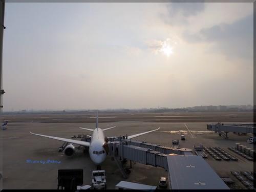 Photo:2014-01-18_Life Log Book_【ANA】帰りは休日移動だったので B787 を狙ってみました 伊丹>羽田-02 By:logtaka