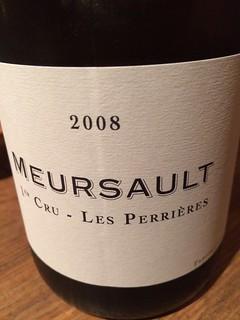 Meursault Perrieres 2008