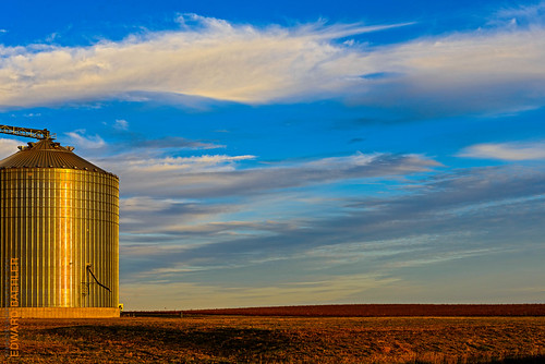 sky usa plant clouds landscape pflanze feld himmel wolken structure silo winner landschaft bauwerk ferien nikond800 süddakota