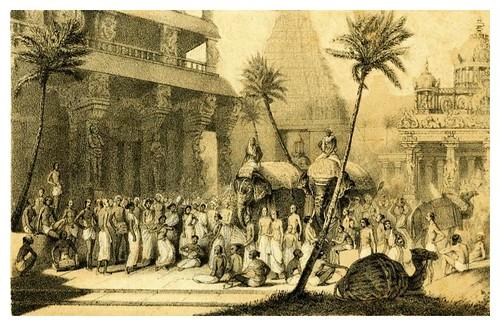 009-Voyages dans l'Inde -1858- Alexis Soltykoff
