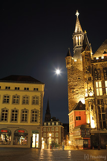 Marktplatz at Night