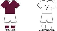 Uniforme Selección Independencia de Fútbol