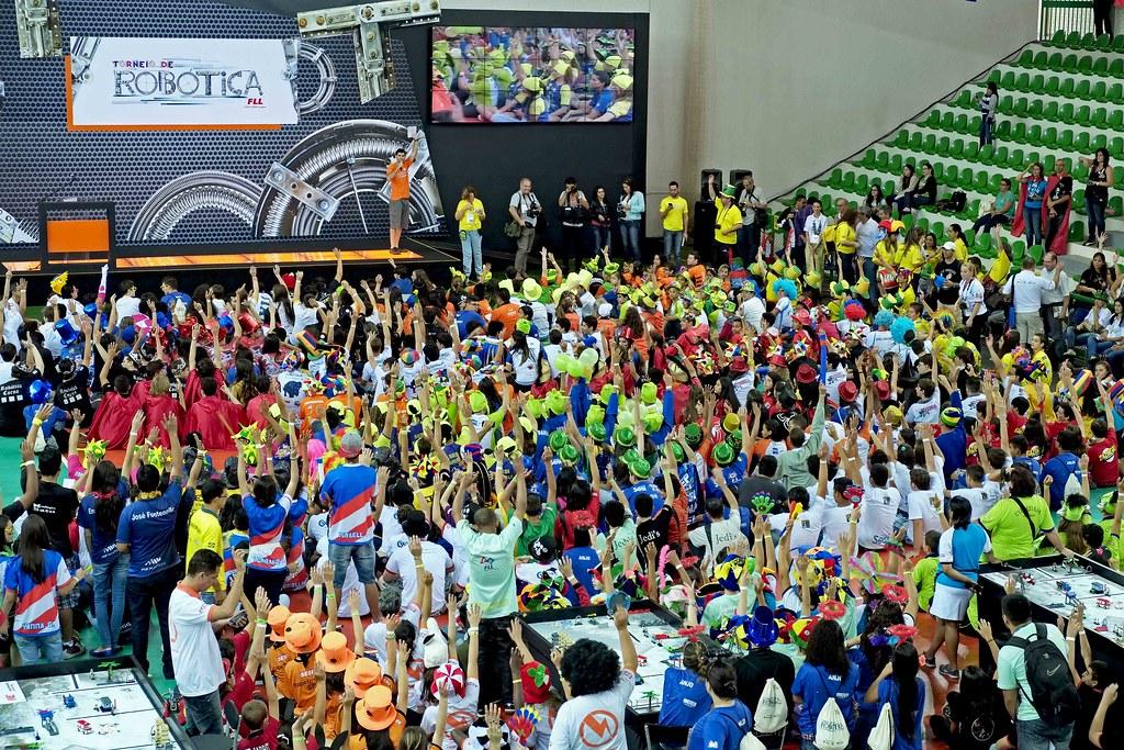 Torneio de Robótica 2014