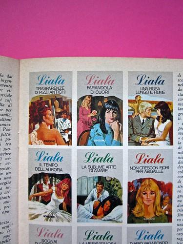 Alter Alter, marzo 1979, anno 6, numero 3. Direzione: Oreste del Buono, art director: Fulvia Serra. Pag. 51 (part.), 3