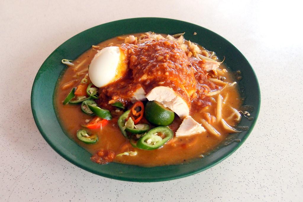 Rahim Muslim Food: Mee Rebus