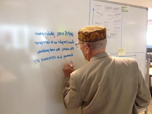 Ken Garland at GDS