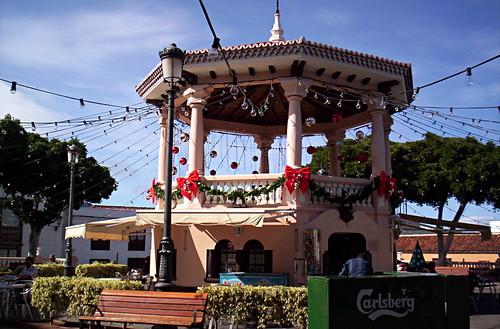 Plaza, Buenavista del Norte
