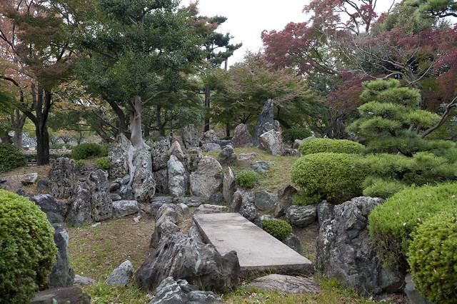 Nagoya Castle Garden 02 名古屋城 名勝二之丸庭園