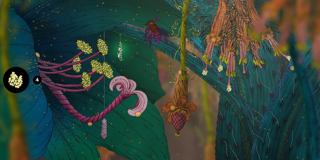 Morphopolis, by Ceri Williams and Dan Walters