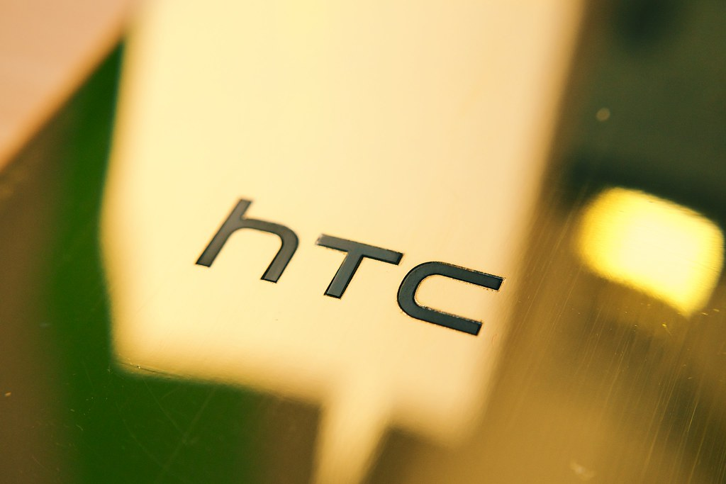 HTC One 18ct Gold