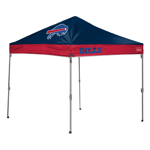 Buffalo Bills TailGate Canopy/Tent  sc 1 st  Tailgatorz & Buffalo Bills Tailgate Canopy/Tent Easy Up Shelter Design for ...