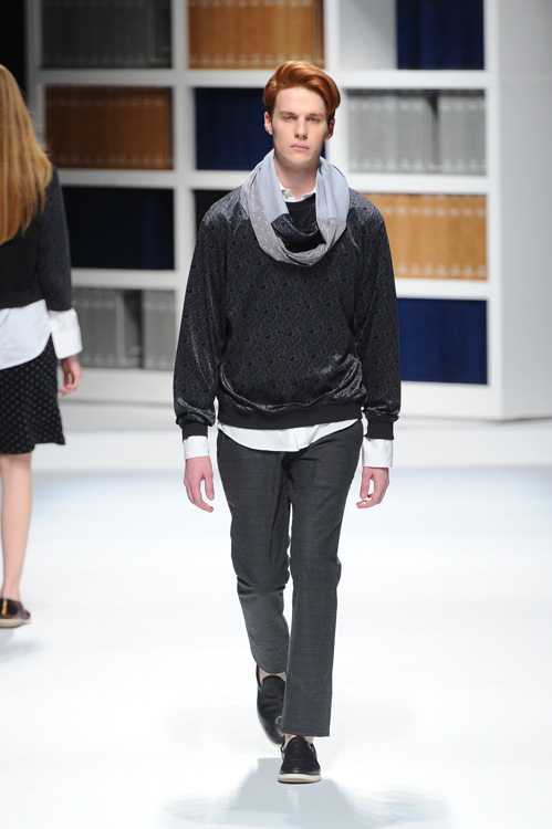 FW14 tokyo FACTOTUM013_William Lhoest(Fashion Press)