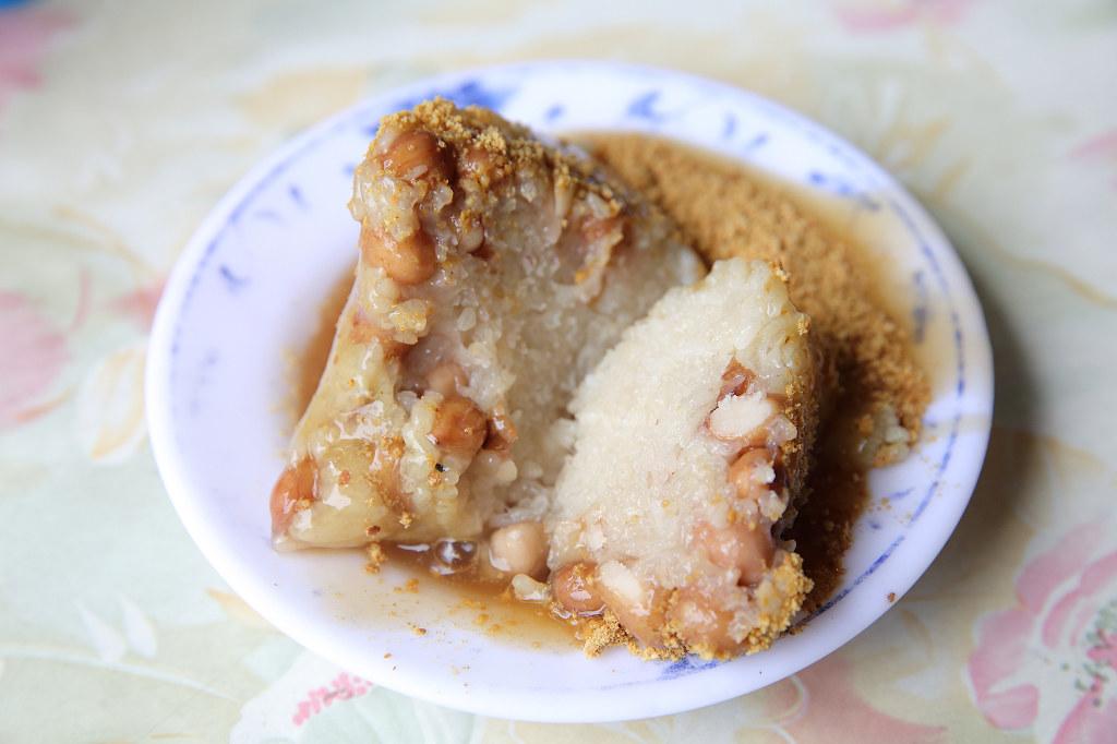 20140310台南-老店菜粽 (8)