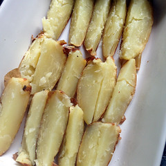 gratin de baked potatoes10