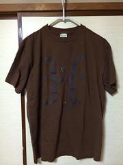ハックデイTシャツ(2012 winter)