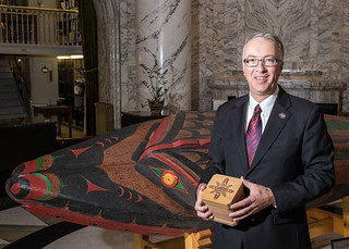 Truth and Reconciliation Commission records boxed and delivered