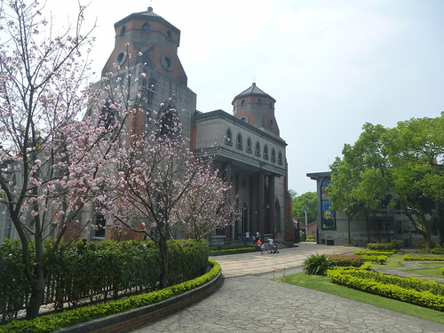 VTW14-Taipei-Tansui-Alethia University (7)