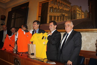 Delegação do Solidariedade na Itália para integração internacional