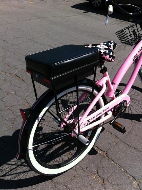 companion bike seat on bikecommuters.com