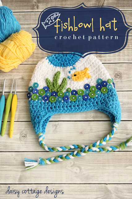 Use this easy crochet hat pattern from Daisy Cottage Designs to make an adorable crochet beanie for your kids. Quick and easy, it is sure to put a smile on faces and get oohs and ahhhhs from your friends.