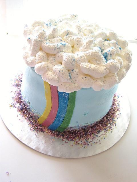 nubes cake