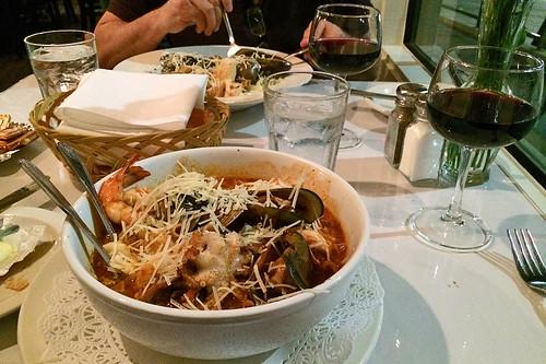 Monterey Fish House - Dinner