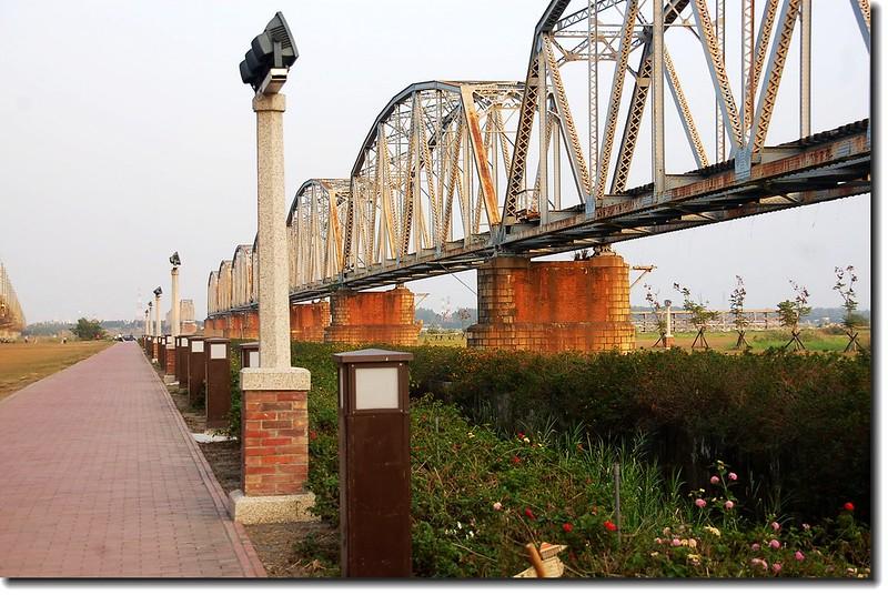 高屏舊鐵橋 3