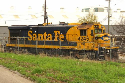 Santa Fe 4245 (Now NWRR)