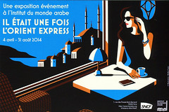 2014.05 FRANCE - PARIS - Exposition l'Orient Express