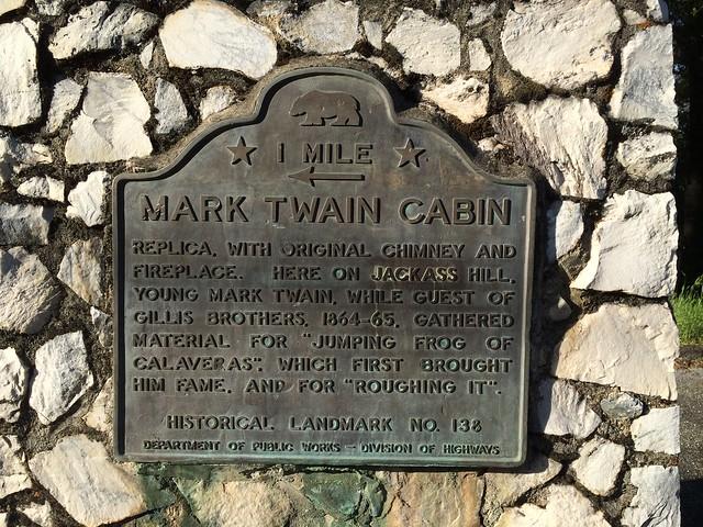 California Historical Landmark #138