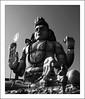 Statue of Shiva - Koneswaram temple