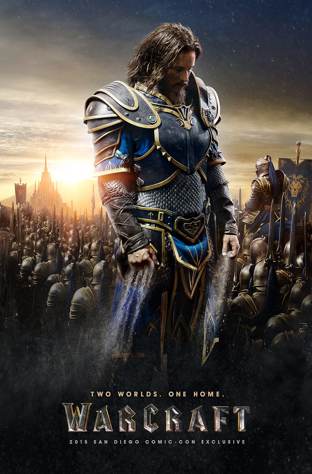Warcraft Posters Give Us First Look At Main Characters 2