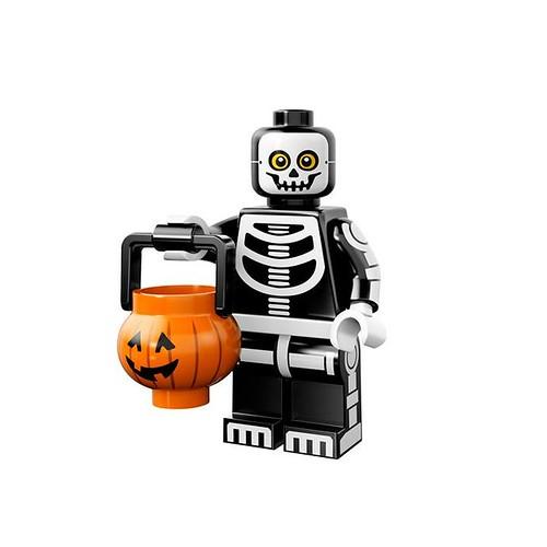 LEGO 71010 Collectible Minifigures Series 14 11 - Skeleton Guy