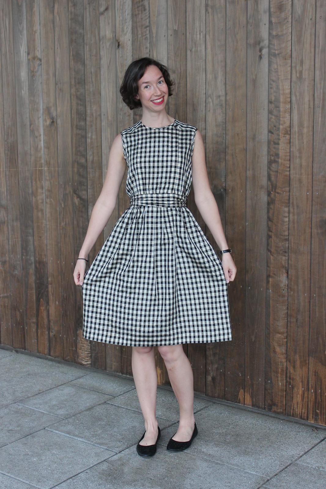 Preppy dress, Et dryss kanel
