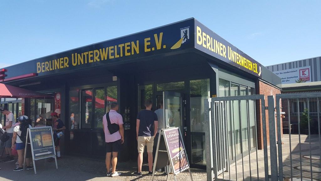 Berlin Unterwelten