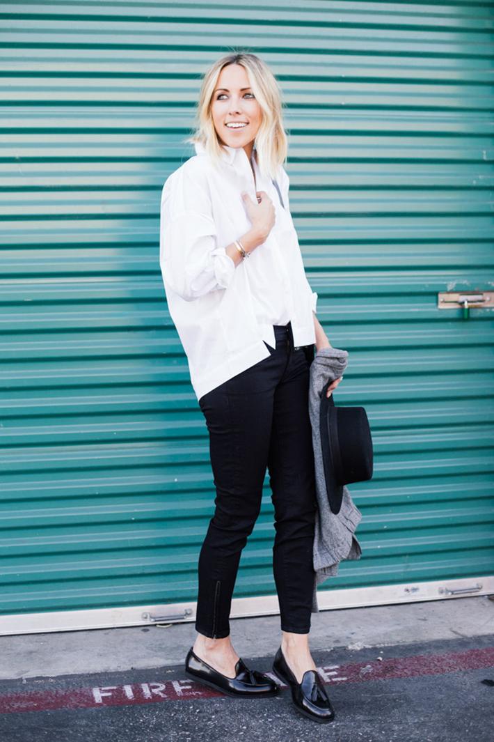 White Shirt Street Style Inspiration05