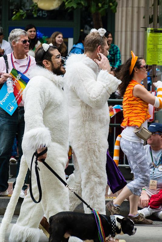 San Francisco Pride / Muttville