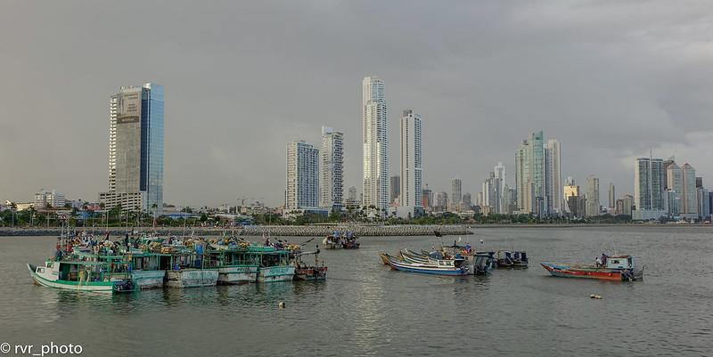 Bahía de Panama City