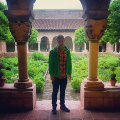 @esquibabble at The Cloisters