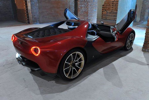 Qatar Eyes Launch of New Ferrari Sergio
