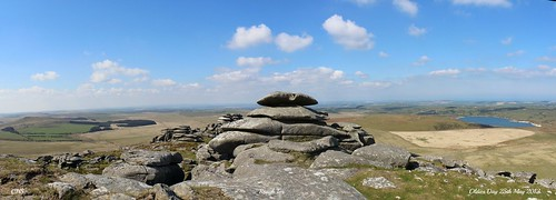 Rough Tor by Stocker Images