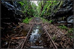 Disused tracks