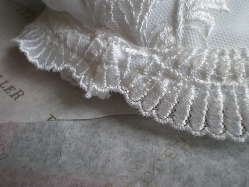 Bra Lace Detail 2