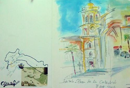 Ruta por Cádiz