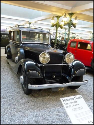 Hispano Suiza Limousine K6 - 1935
