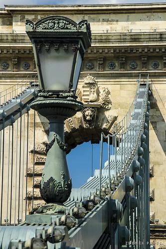 Chain Bridge by Zdenek Papes