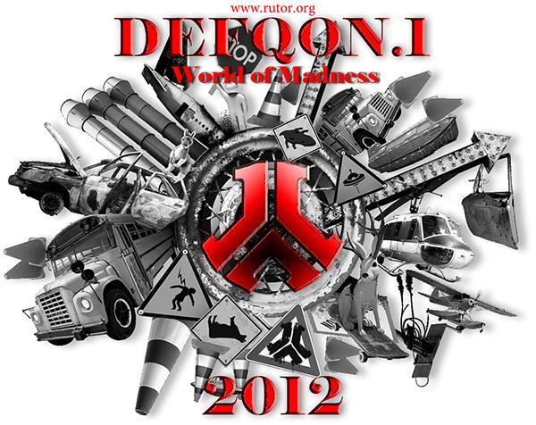Defqon.1: World of Madness (2012) BDRip 720p
