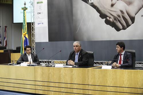 Participantes da Conferência reconhecem a pouca habilidade dos operadores de Direito
