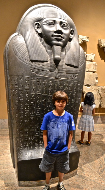 metropolitan museum of art - egyptian art